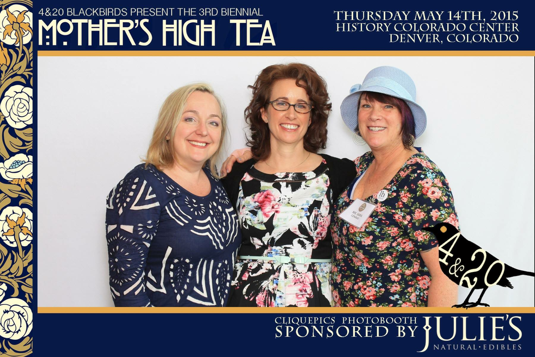 Mother's High Tea 2015 Cannabis Camera Kim Sidwell